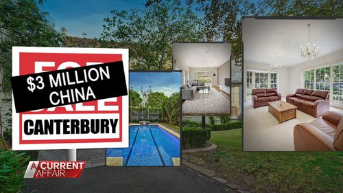 The properties have to be sold within three months.