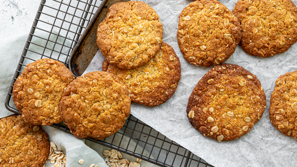 Uncle Tobys Anzac biscuits