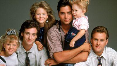 The Full House cast