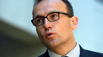 Greens MP Adam Bandt. (AAP)
