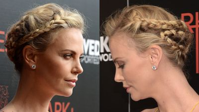 <p>Charlize Theron stepped out wearing a dress from Dior's Resort 2016 collection at the premiere of <em>Dark Places</em> in Los Angeles overnight.&nbsp;</p><p>The actress paired the flirty mini with nude heels and a dramatic braid. A clever way to cope with the 27-degree heat in Hollywood, the masterpiece braid is having a red-carpet moment. And Charlize isn't the only A-lister showing off some skillful plaiting. Here, we've rounded up the best braids in the business.</p>