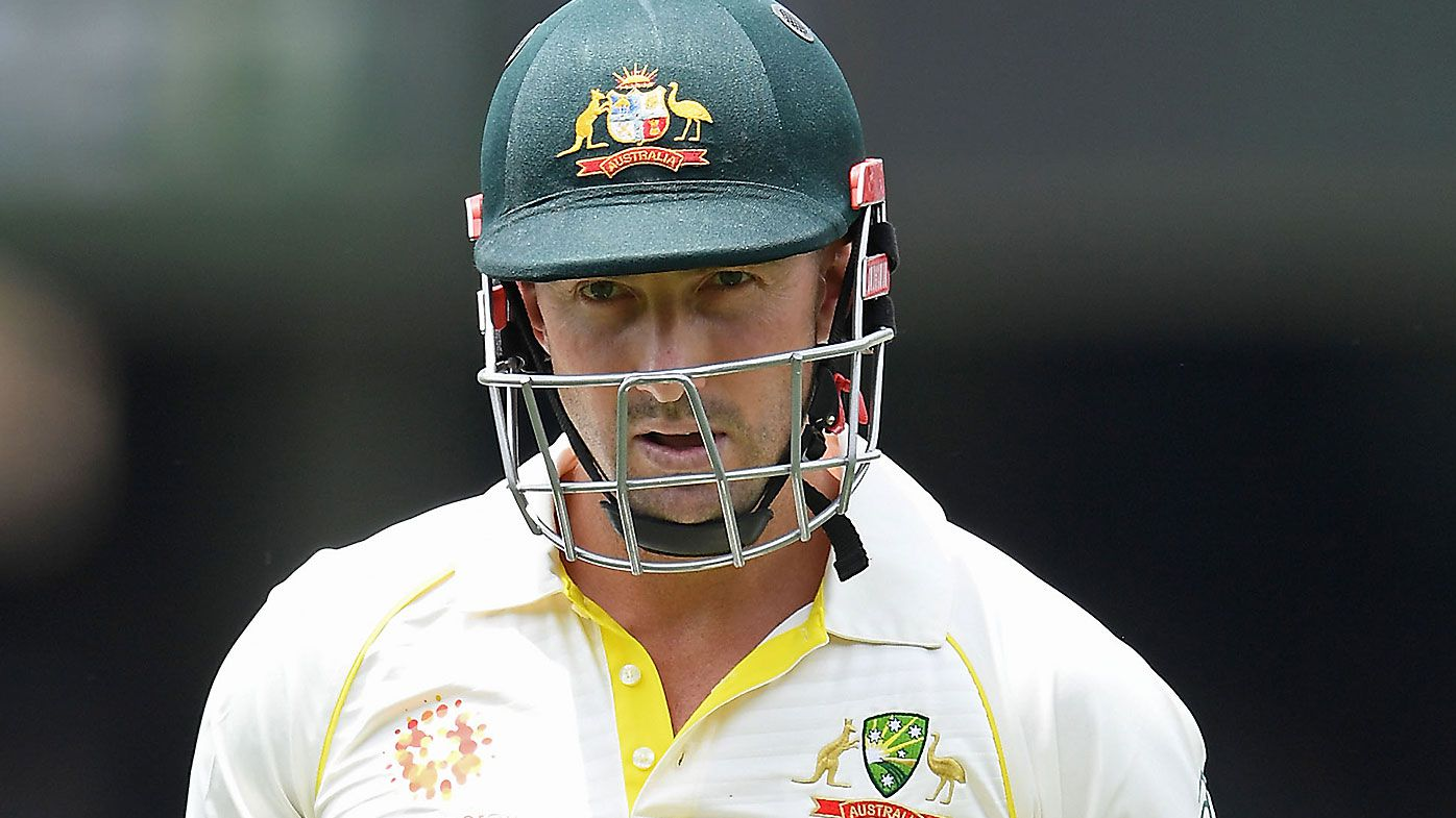 Shaun Marsh collects unwanted piece of history with single-figure dismissal