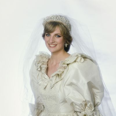 Princess Diana marries Prince Charles, July 29, 1981.