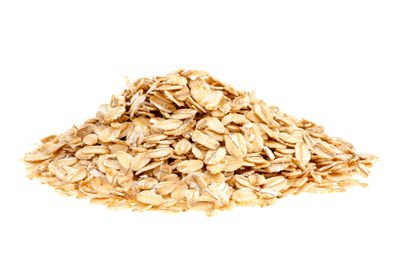 Quick oats: 3.6mg per 100g