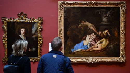 Spot the difference: Art gallery challenges patrons to find cheap fake hung among Old Masters