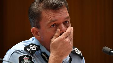 AFP Commissioner Andrew Colvin will not seek to extend his term.