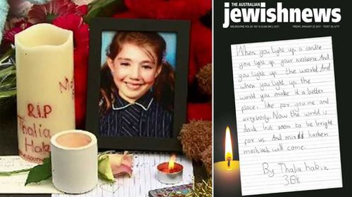 'Now the world is dark but soon to be bright for us': Young Bourke Street victim's last letter