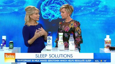 Sleep scientist Dr Carmel Harrington