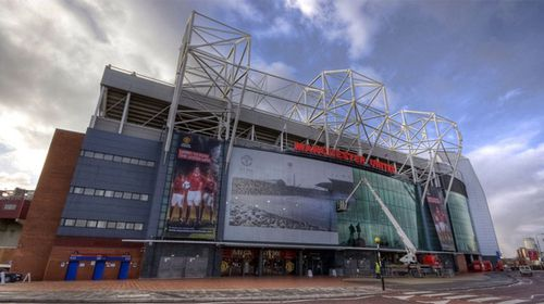Woman filmed performing toilet cubicle sex act on Manchester United player 'an emotional wreck'