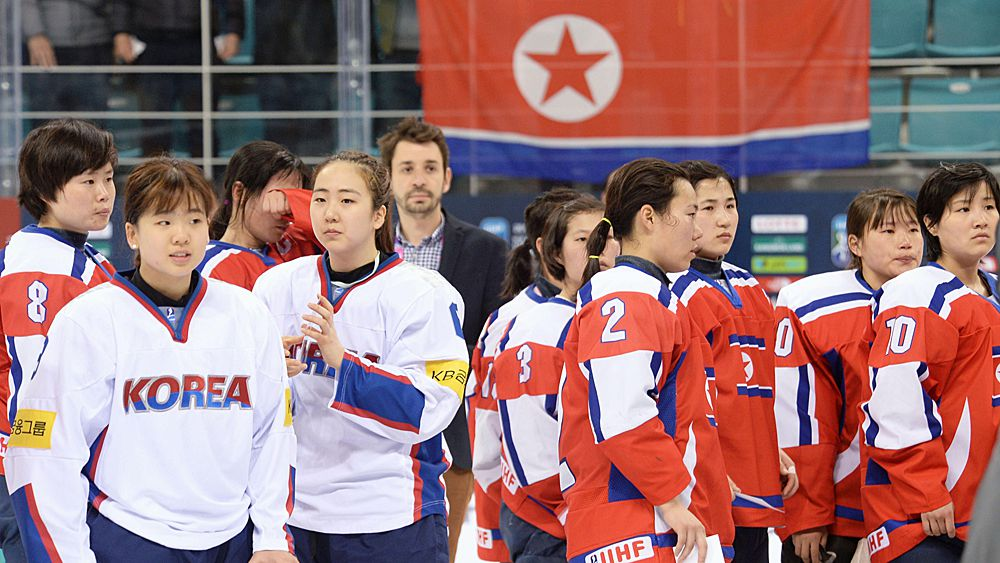 Koreas to form unified ice hockey team for Winter Olympics