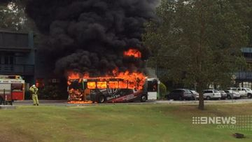 VIDEO: Thousands of Queensland buses at risk of bursting into flames