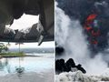 Twenty-three injured after exploding lava hits Hawaii tour boat