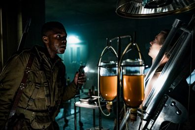 Jovan Adepo in 'Overlord'.