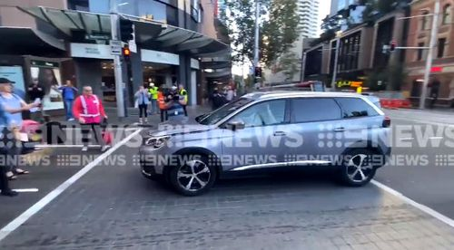 Climate change protesters disrupt Sydney rush hour traffic