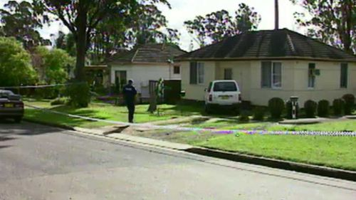 The Nickel's home in Lurnea. (Supplied)