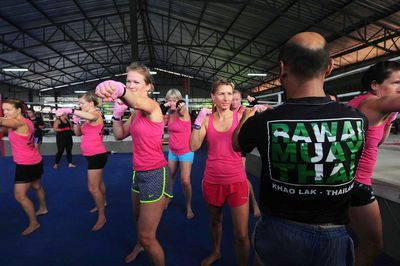 <strong>Muay Thai camp in Thailand</strong>