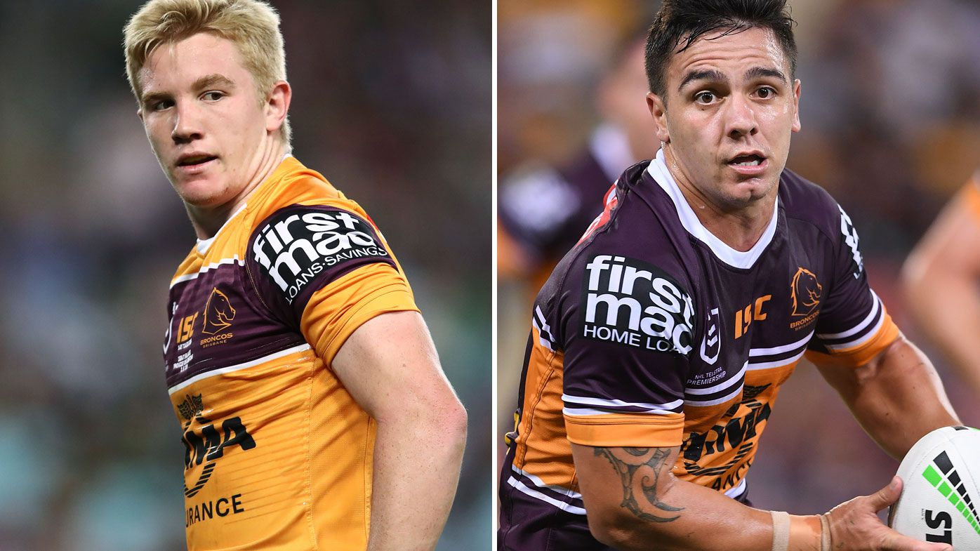 'He's an out and out halfback': Darren Lockyer backs 'less frantic' Broncos under Dearden