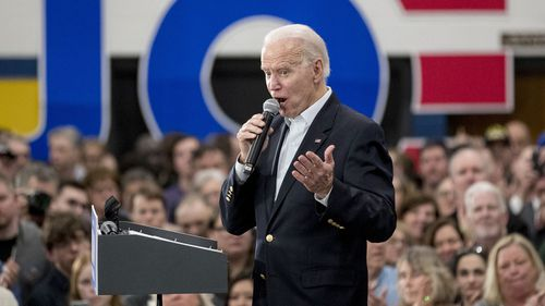 Joe Biden is reliant on turnout from seniors to win the Iowa caucus.