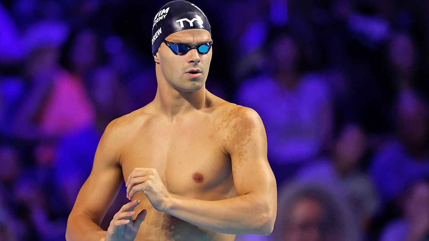 Tokyo Olympics 2021: US swim team rift over Michael Andrew's no-vaccine decision