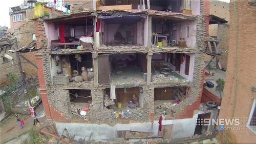 Nepal has said no more foreign rescue teams are needed. (9NEWS)