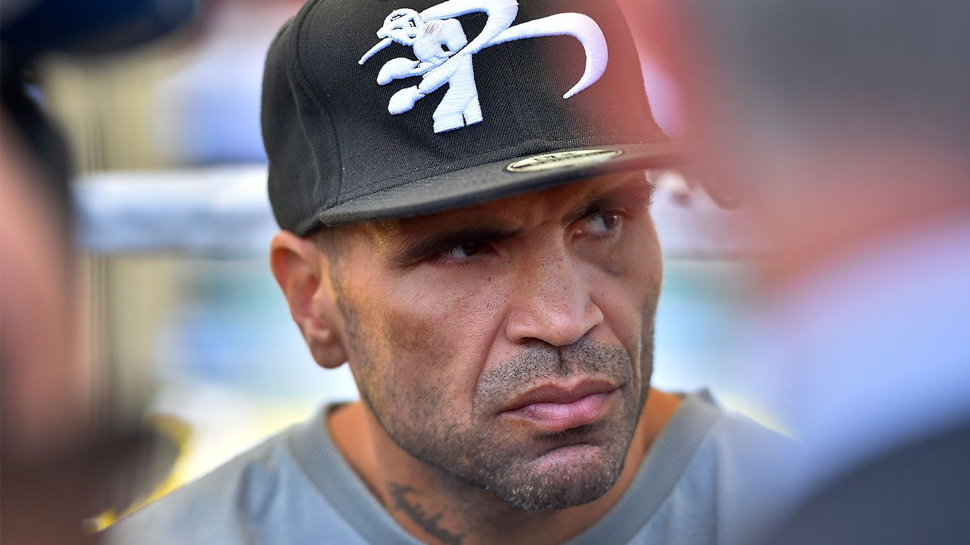 Anthony Mundine reveals devastating impact of close friend Lance Thompson's death