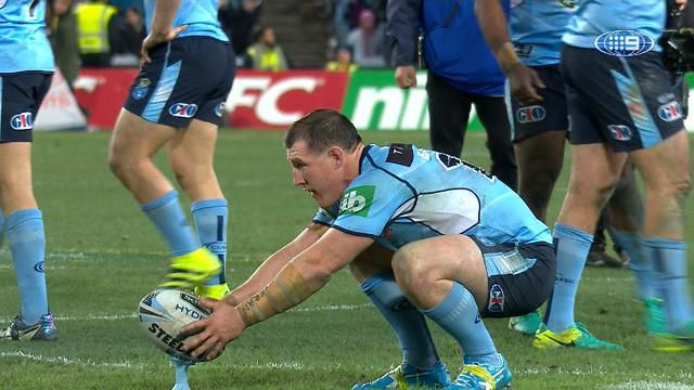Gallen signs off with successful conversion