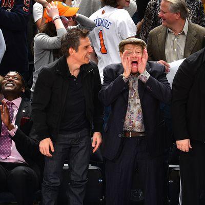 Ben and Jerry Stiller: 2012