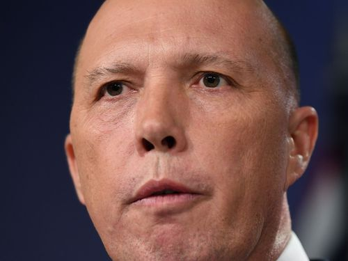 Home Affairs Minister Peter Dutton has accused the Labor party of supporting a policy that will end offshore detention of asylum seekers and restart the boats.