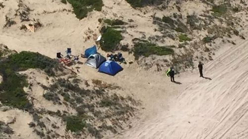 Man charged with kidnapping and attempted murder of two young women in South Australia's Coorong National Park