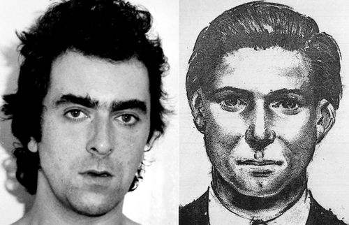 Prime suspect John Cannan, left, and a police image of Mr Kipper - who estate agent Suzy Lamplugh met the last time she was seen.