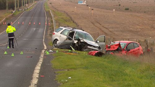 Man charged after two children die in crash