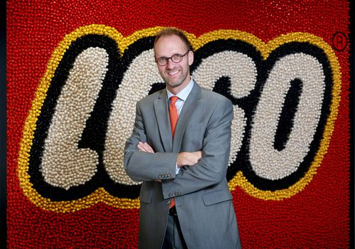 Lego builds an empire brick by brick