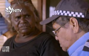 Australia's only Indigenous-run police station paving the way for remote communities
