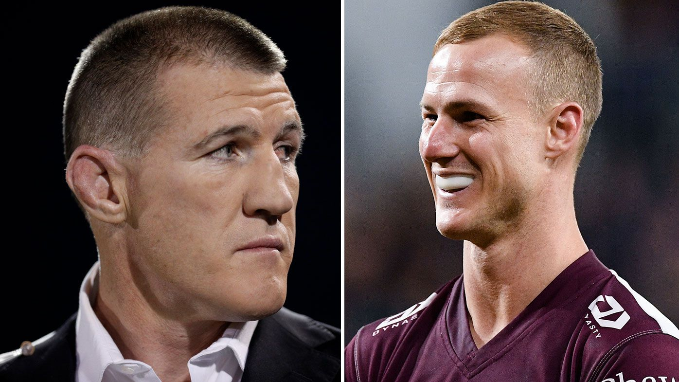 'Can we sort this out?': Paul Gallen and Daly Cherry-Evans go head-to-head over 'worst team ever sledge'