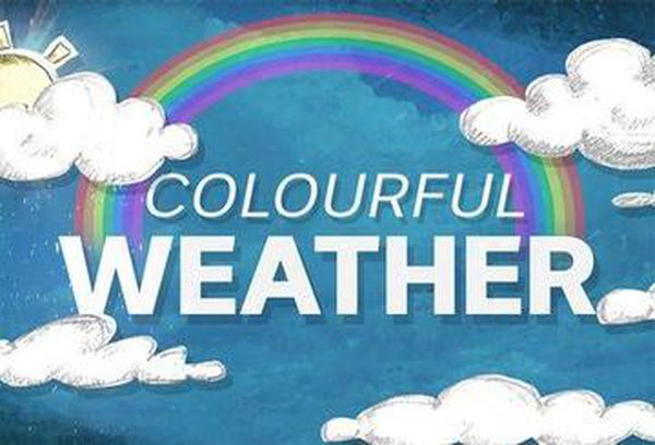 Colourful Weather