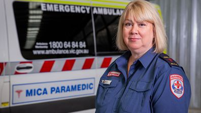 Glenice Paramedics TV show Nine, Season 2, Episode 5