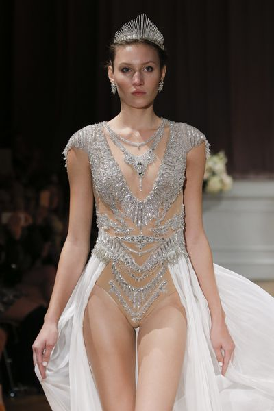 Alon Livne White, Spring 2017, New York Bridal Fashion Week
