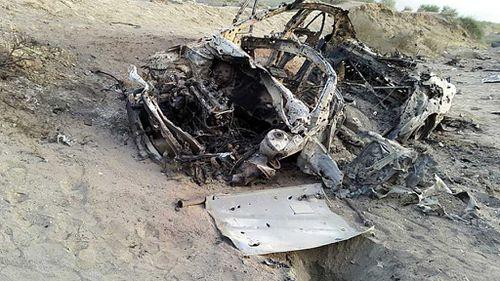 Afghan Taliban leader Mullah Akhtar Mansour killed in US strike