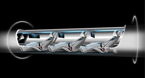HyperloopTT, a US start-up, predict their 'aeroplane without wings' will be ready for passengers by 2019.