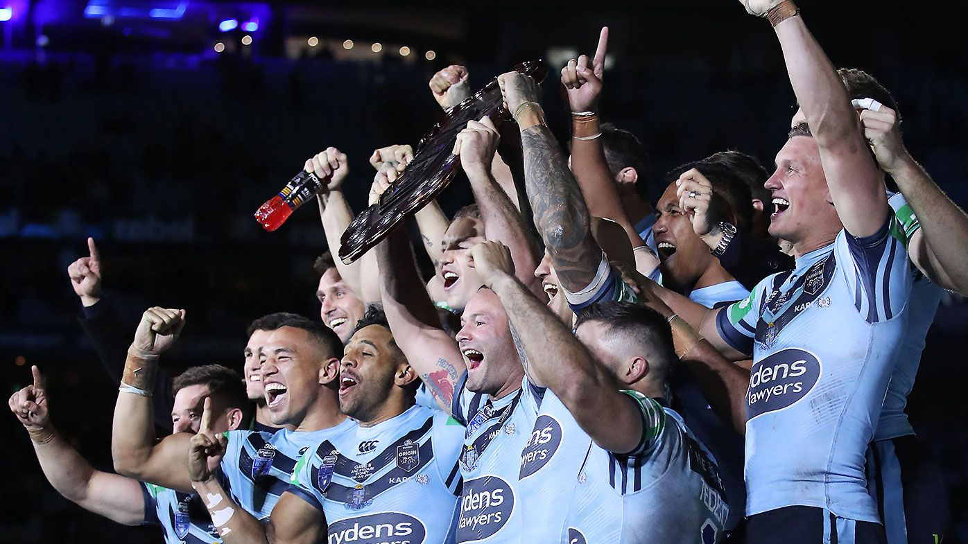 NSW Blues State of Origin