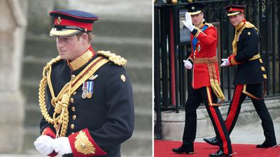What Prince Harry will wear on his wedding day
