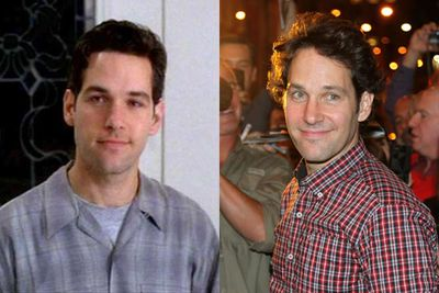 They might not have shown up to the reunion, but we can't forget the babin' boys of <i>Clueless</i>. <br/><br/>Paul Rudd was cute back then as Cher's super smart stepbrother Josh... and he's a bonafide Hollywood hottie, today. <br/>