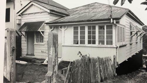 The McCulkin family home. (AAP)