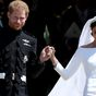 Harry and Meghan were married three days before official event