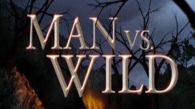 Man vs Wild with Bear Grylls