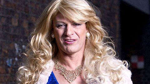 First pics: Sean Bean plays a transsexual in BBC drama