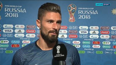 World Cup 2018: France stars Paul Pogba and Olivier Giroud impressed by Socceroos