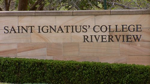 Victor Higgs, 81,  is accused of repeatedly indecently assaulting six teenage boys at Saint Ignatius' College, Riverview in Sydney between 1972 and 1980.