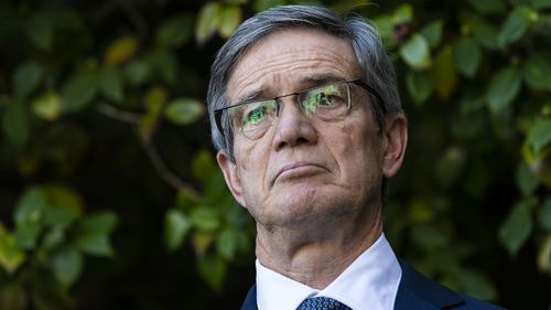 190613 WA Liberal Party new leader Mike Nahan resignation Politics news Australia
