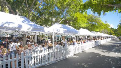 Noosa Food & Wine Festival long lunches